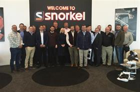 Snorkel UK welcomes visitors to Access Link