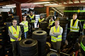 Industrial Tyre Specialists will distribute Camso products in Ireland