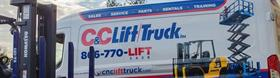 C&C Lift Truck has been appointed as a CLARK dealer