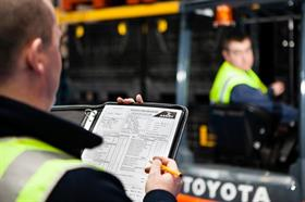 Forklift training must continue - RTITB