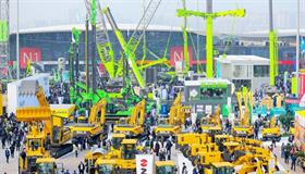 This year's bauma attracted record numbers