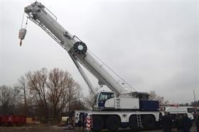 Modern Crane has received Canada's firstAC 300-6