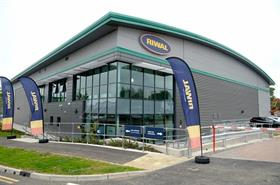 Riwal's new UK depot