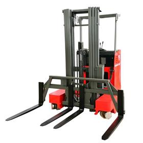 MIMA expects export demand for its multi-directional reach truck.