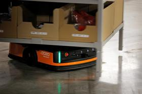 Invar Systems is rolling out Hikrobot flexible mobile robots