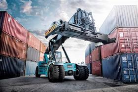 Konecranes has received an order for 39 reachstackers