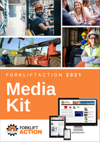 Forkliftaction's 2021 Media Kit is available for download.