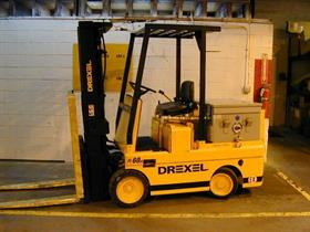 Landoll-Drexel Ex modified forklift