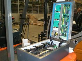 AFS Ex modification for electrical components, including controllers and zener barriers