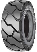 Michelin's radial tyre the Stabil'x