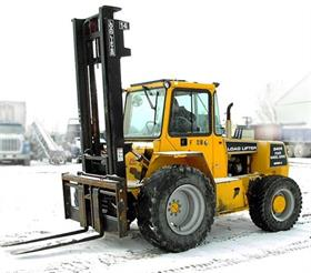 Loadlifter is a local Canadian forklift manufacturer