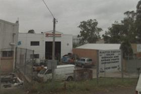 Out of business: Rapid Equip operated from leased premises in Riverstone, NSW.