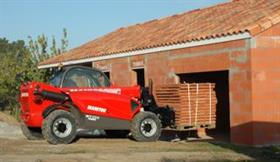 Manitou has created different operating modes in response to the new European standard for telehandlers.