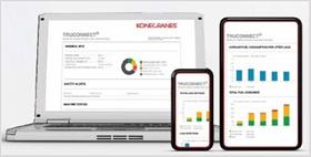 Konecrane's Truconnect management system