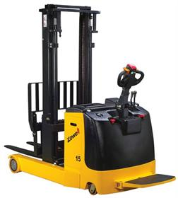 Zowell's XR series electric stacker