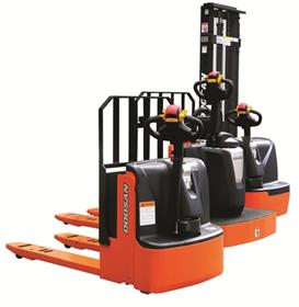 Doosan electric pallet walkers