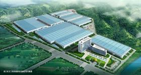 Hangcha is planning to expand its manufacturing facility to cover 399,600 sq m