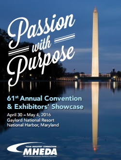 MHEDA 2016 Annual Convention & Exhibitor Showcase