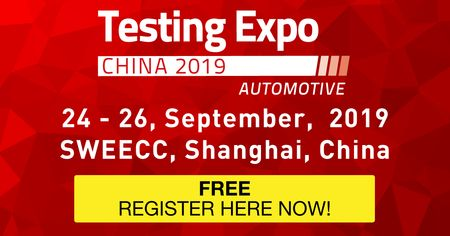 INDUSTRY EVENT, Testing Expo China - Automotive 2019