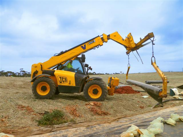 JCB provides solution for specialist lining company – NEWS ARTICLE