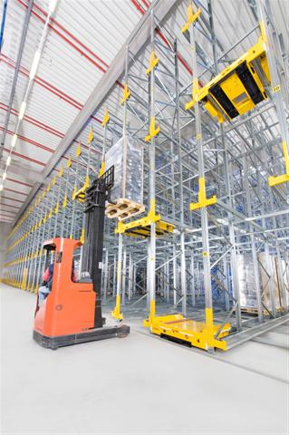 Think Schaefer For Your Complete Warehouse Storage