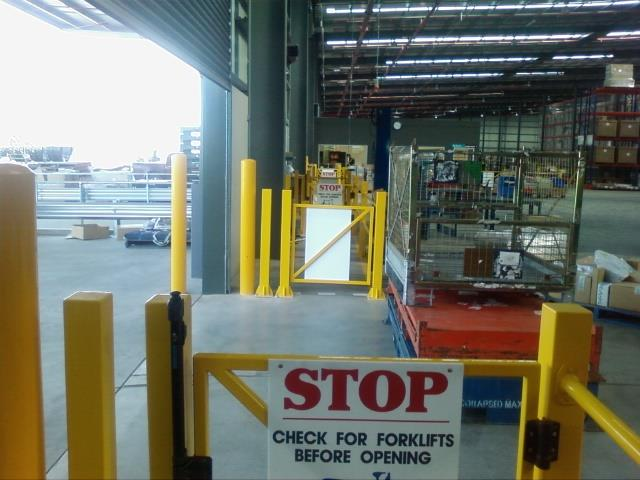 Pedestrians And Forklifts Don T Mix Advertorial