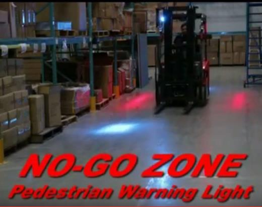 help stop forklift and pedestrian collisions