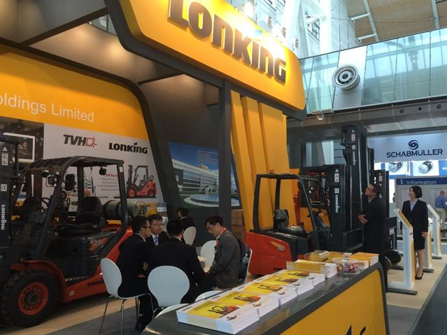 Lonking Continues Growth into International Market at CeMAT