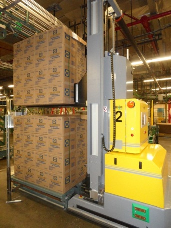 Agv System Innovations For Warehousing Advertorial