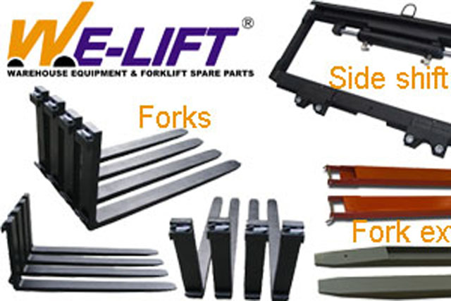 WE-LIFT Forklift Spare Parts – the leading forklift parts supplier