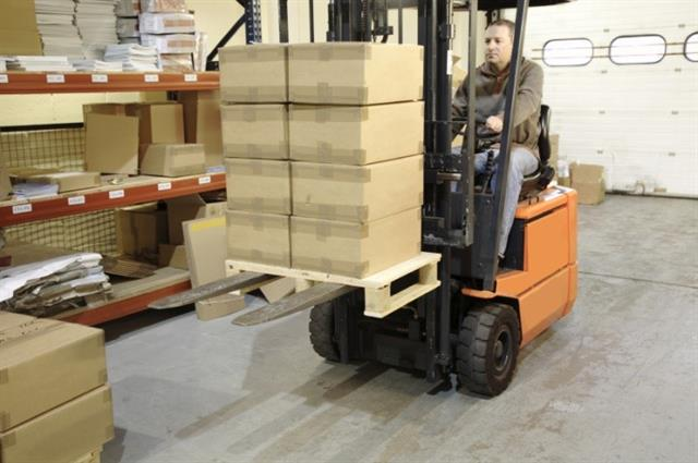 Lift Truck Forks Help Reduce Damage Advertorial