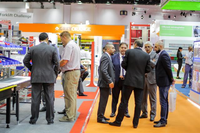 Materials Handling Middle East 2017 concluded in Dubai