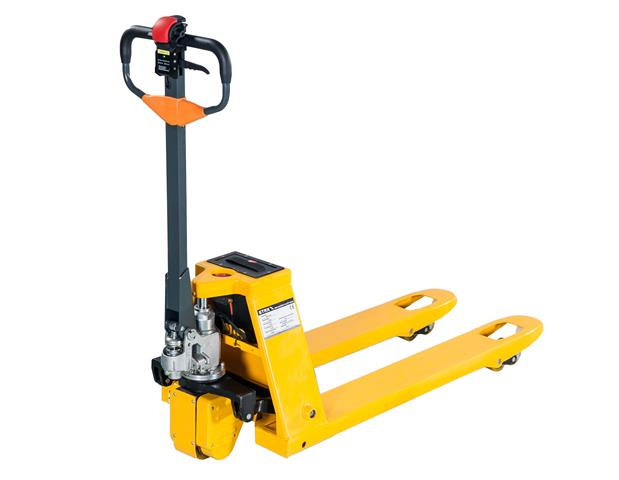 Innovative Lithium Battery Pallet Truck PPT15 2 From STAXX