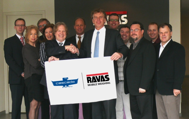 Cascade Announces Joint Agreement With Ravas Advertorial