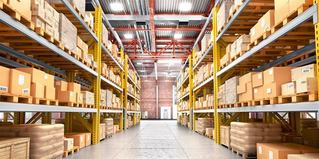 Towards more efficient warehouses