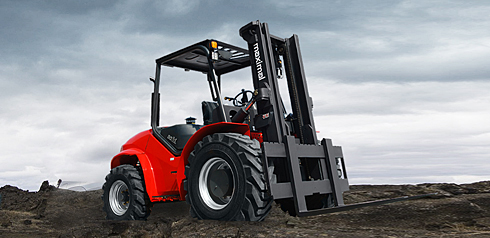 Rough and tumble: rough-terrain forklifts and telehandlers – NEWS