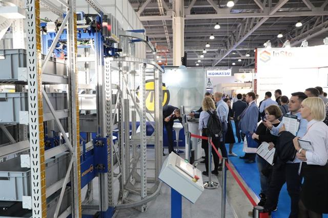 CeMAT RUSSIA established as Russia's leading intralogistics trade