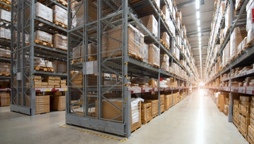 Accessories: efficient warehouse solutions