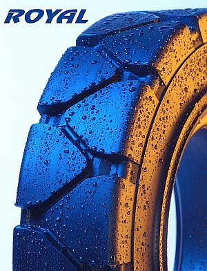 High Performance Solid Tyres From Royal Advertorial