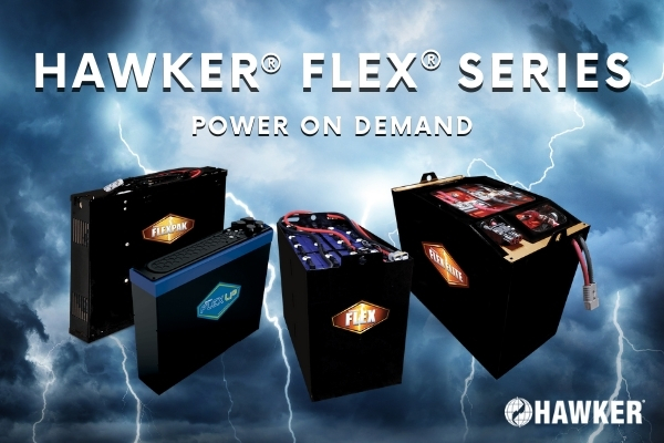 HAWKER® FLEX® Series of batteries
