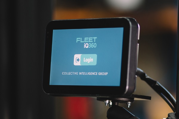 The Fleet iQ360 from Collective Intelligence Group
