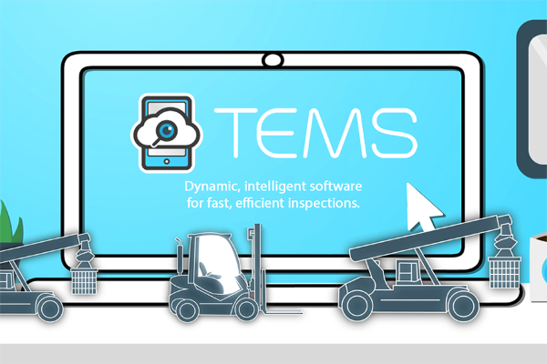 Thorough Examinations software from TEMS