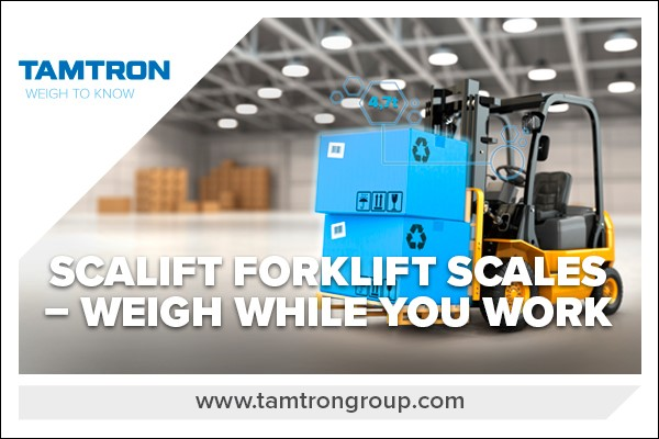 Tamtron Scalift 100 and 200 scales