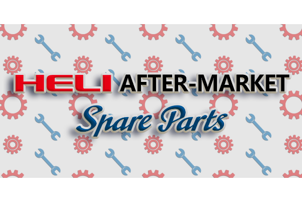 HELI's after market spare parts service