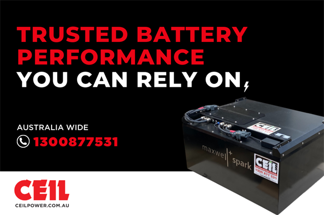 CEIL Power Batteries & Chargers