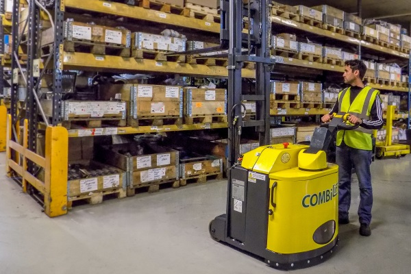 The Combi-CS from Combilift