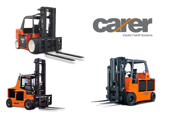 The Z series from Carer Electric Forklifts