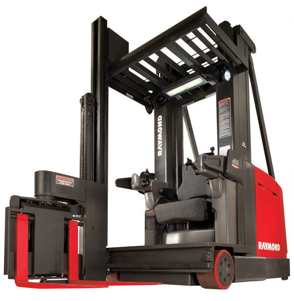New Raymond Forklift Can Save Energy News Article