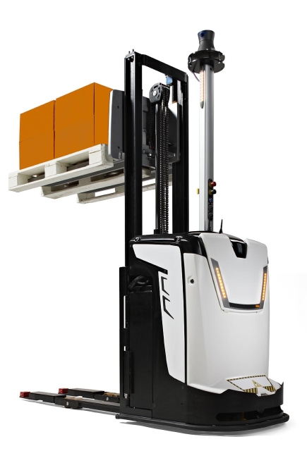 Improve Pallet Handling And Order Picking With Rocla S Agv
