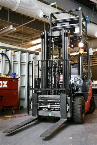Mit Tests Concept Of A Robotic Forklift News Article